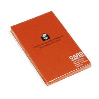 エトランジェ・ディ・コスタリカ カードフウトウ[DEEP COLOR]オレンジ ENYBCーDー03 10冊 (直送品)