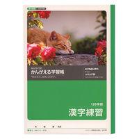 キョクトウ かんがえる学習帳 漢字練習 120字 B5 L416 6冊 (直送品)