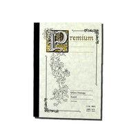 ライフ Wヴィンテージ ノート 横罫 文庫 N23 2冊 (直送品)