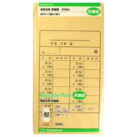 マルアイ 藤壺 パック 角8 月謝袋 PK-ケ8 1セット(100枚:20枚入り×5パック) (直送品)