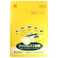 マルアイ セーフパック NO.25T クッション 封筒 SP-P125 6パック ワンタッチテープ付 (直送品)