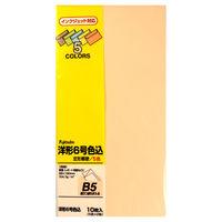 マルアイ 洋形6号封筒 色込 5色各2枚入 ヨー106コミ 5パック (直送品)
