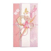 マルアイ 祝儀袋 婚礼 ピンク 短冊入 キー573P 3冊 (直送品)