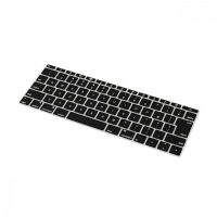 エレコム Macbook用シリコンキーボードカバー PKC-MB1512CBK (直送品)
