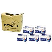 カインドウェア カワルーノ段ボールトイレ1個+ロールトワレ5箱セット CH742110Z01 (直送品)