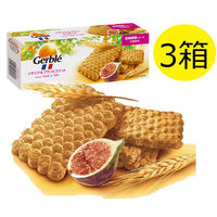Gerble(ジェルブレ) イチジク&ブランビスケット 1セット((5枚×5袋入)×3箱) 大塚製薬 栄養補助食品