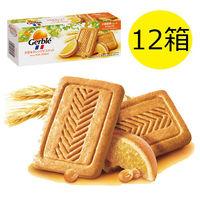 Gerble(ジェルブレ) 大豆&オレンジビスケット 1セット((5枚×4袋入)×12箱) 大塚製薬 栄養補助食品