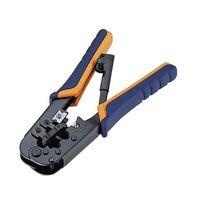 エレコム ラチェットタイプRJ45コネクタかしめ工具 LD-KKTR (直送品)
