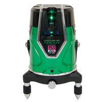 シンワ測定 レーザーロボ グリーンNeoESensor51ARフルライン・地墨 71606 (直送品)