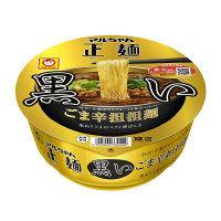 マルちゃん製麺 カップ うま辛担担麺 黒