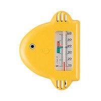 風呂用温度計 B-7 まんぼう 72661 1セット(10個) シンワ測定 (直送品)