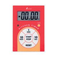 キッチンタイマー A 73025 1セット(10個) シンワ測定 (直送品)