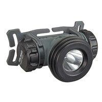 乾電池式LEDヘッドライトM075D ブラック 防災推奨 LE-M075D-BK 1セット(6個) TJMデザイン (直送品)