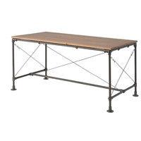 東谷 ダイニングテーブル WPS-341 ブラウン 1台 (直送品)