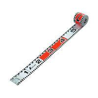 ロッドテープ ガラス繊維製 5m 巾60mm 76970 1セット(5個) シンワ測定 (直送品)