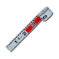 ロッドテープ ガラス繊維製 10m 巾60mm 76971 1セット(5個) シンワ測定 (直送品)