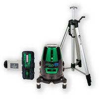 レーザーロボグリーン Neo31 BRIGHT 受光器・三脚セット 78285 シンワ測定 (直送品)