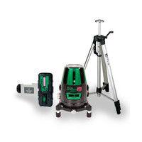 レーザーロボグリーン Neo51 BRIGHT 受光器・三脚セット 78286 シンワ測定 (直送品)
