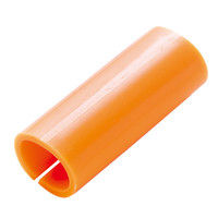 鉄筋カラーマーカー オレンジ 10ヶ入 78530 1セット(10パック) シンワ測定 (直送品)