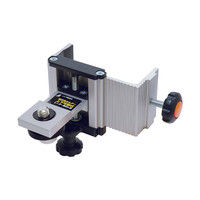 軽天用ホルダー 上下可動式 レーザー墨出し器用 76923 シンワ測定 (直送品)