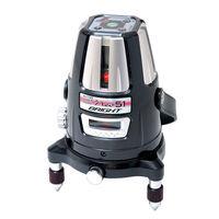 レーザー墨出し器 レーザーロボ Neo 51 BRIGHT 77362 シンワ測定 (直送品)