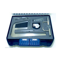 鉄骨精度測定器具 7点セット 97794 シンワ測定 (直送品)