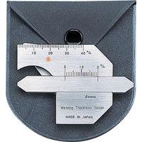 溶接ゲージ A 58691 シンワ測定 (直送品)