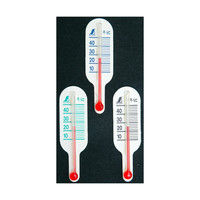 地温計 O-3 ミニB 黒・青・緑 72633 1セット(20個) シンワ測定 (直送品)