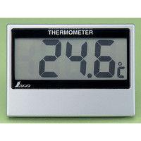 デジタル温度計 D 72946 1セット(10台) シンワ測定 (直送品)