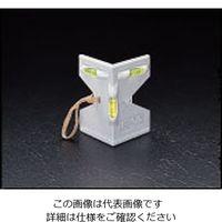 エスコ(esco) ポストレベル[柱用・垂直・水平器] 1セット(5個) EA721SB(直送品)