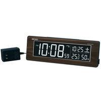 デジタル電波置き時計 C3