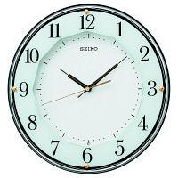 SEIKO(セイコークロック) 電波 掛け 時計 KX213B 1個 (直送品)