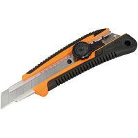 カッター ネジプロ グリーL クリアケース オレンジ LC561ORCL 1セット(12本) TJMデザイン (直送品)