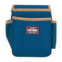 タフマックス 電工腰袋(2段・小) TM-DE2S 1セット(3個) TJMデザイン (直送品)