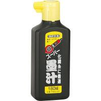 スーパー墨汁180mL PSB2-180 1セット(12個) TJMデザイン (直送品)