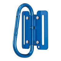工具ホルダー折りたたみ式A型 ブルー AW-KHA-BU 1セット(6個) TJMデザイン (直送品)