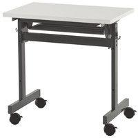 アールエフヤマカワ フォールディングテーブルIV 幅700×奥行450×高さ700mm 1台(直送品)
