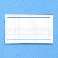 プラス アクリルU名札 CT-U1  1セット(3枚) (直送品)