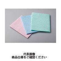 テラモト(TERAMOTO) 掃除用品クロス カウンタークロス レギュラー(厚手) 60枚入 ブルー CE-475-210-3 (直送品)