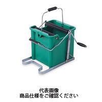 テラモト(TERAMOTO) 掃除用品 モップ絞り器 C型 ステップ付ハンドル無 CE-441-500-0 1台 (直送品)