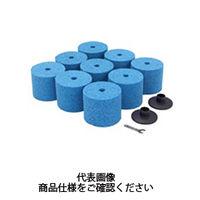 テラモト(TERAMOTO) 掃除用品 吸水ローラー スペアスポンジセット 300mm CL-862-411-0 1個 (直送品)