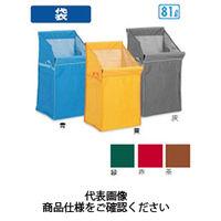 テラモト(TERAMOTO) 清掃カート システムカートA 替袋E 茶 DS-574-420-4 1枚 (直送品)