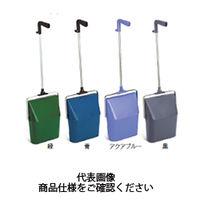 テラモト(TERAMOTO) 掃除用品 エコBM-2チリトリ 黒 DP-465-100-7 1個 (直送品)