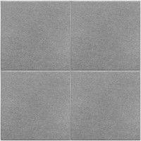 ドリックス FelmenonEXceed(フェルメノンエクシード) 布貼り吸音パネル 400×400mm グレー 4枚セット SK4-EX-4040C-GY
