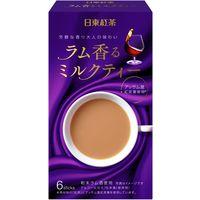 日東紅茶 日東紅茶 ラム香るミルクティー 1箱(6本)