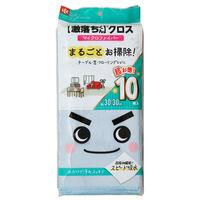 レック 激落ちクロスお徳用 5色 1パック(10枚)