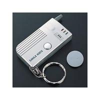 盗撮・盗聴器発見器 電池式 検知周波数:30MHz〜2.4GHz AWT-01 旭電機化成 (直送品)