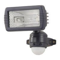 オーム電機 ハロゲンセンサーライト 150Wx1灯 ES150 (直送品)