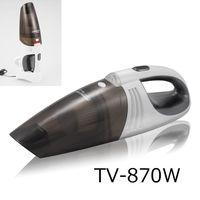オーム電機 ハンディクリーナー 充電式 TV-870W (直送品)