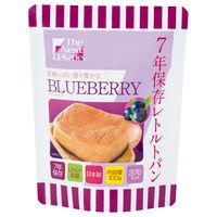 7年レトルトパン ブルーベリー TK00000214 1箱(50食入) グリーンケミー